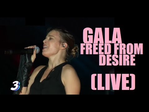GALA: Freed From Desire (Live in Spain) 2017