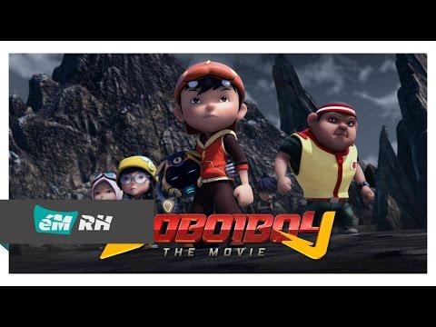 Keanehan Dalam Film / Kesalahan Dalam Film Boboiboy The Movie 2016 #21