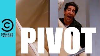 Pivot - A Certified Banger By DJ Ross Geller | Friends