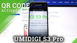 How to Allow Camera to Scan QR Codes in UMIDIGI S3 Pro – Find Build-in QR Codes Scanner