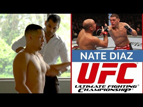 UFC & MMA Star Nate Diaz Treated by Dr. Zubin Dah of Southern California Health Center in Irvine
