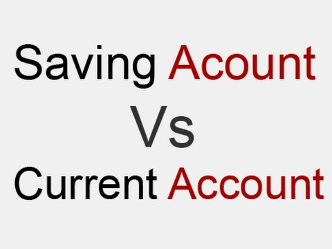 Saving Account vs Current Account (Difference Explained in Hindi)