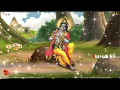 kannanu nedikkan kadalipazham kandathilaniyuvan tulasihaaram Madhu Balakrishnan devotional song