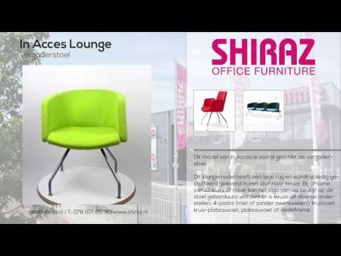 365º view | Vergaderstoel In Acces Lounge | Shiraz Office Furniture