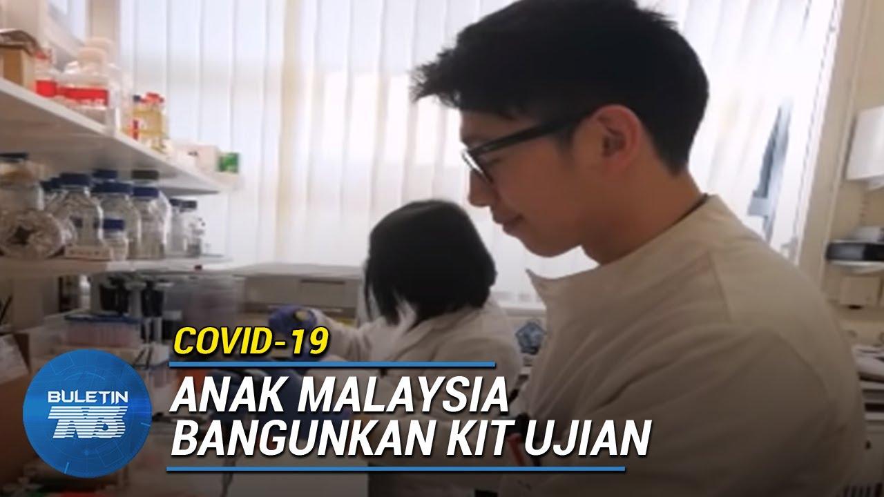 COVID-19 | Pelajar Malaysia Bangunkan Teknologi Kit Ujian