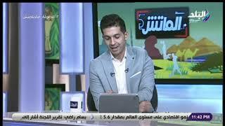 الماتش - هاني حتحوت: على جبر يقترب من الأهلي مقابل منح بيراميدز هذا الثنائي