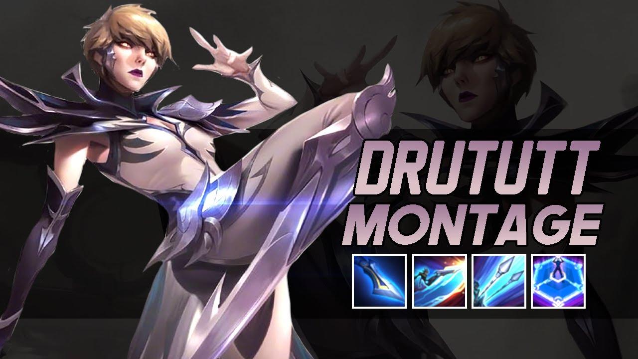 "Drututt ""Challenger Camille Main"" Montage | Best Camille Plays"