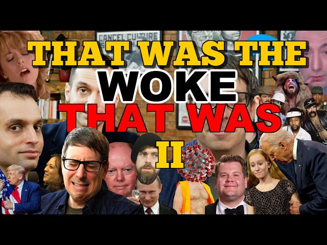 Comedians DESTROY January 2021 - That Was the Woke That Was II