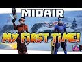 "⛷️ Tribes Clone ""Midair"" First Look 