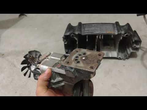 Como reparar cabezal de compresor de aire 🇲🇽🌮 [ 1 de 2 ]