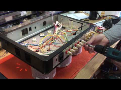 Trafomatic Evolution Valve Amplifier Assembly