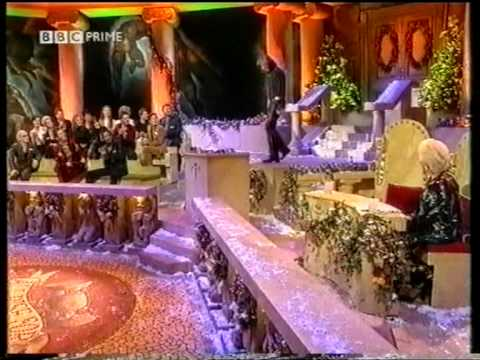 All rise for Julian Clary  Christmas edition mid90s 3