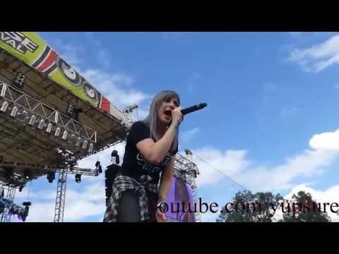 Jen Ledger - Not dead Yet (live 2018)