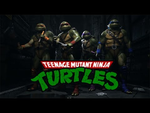 Injustice 2 - Teenage Mutant Ninja Turtles (W/ Original Theme)