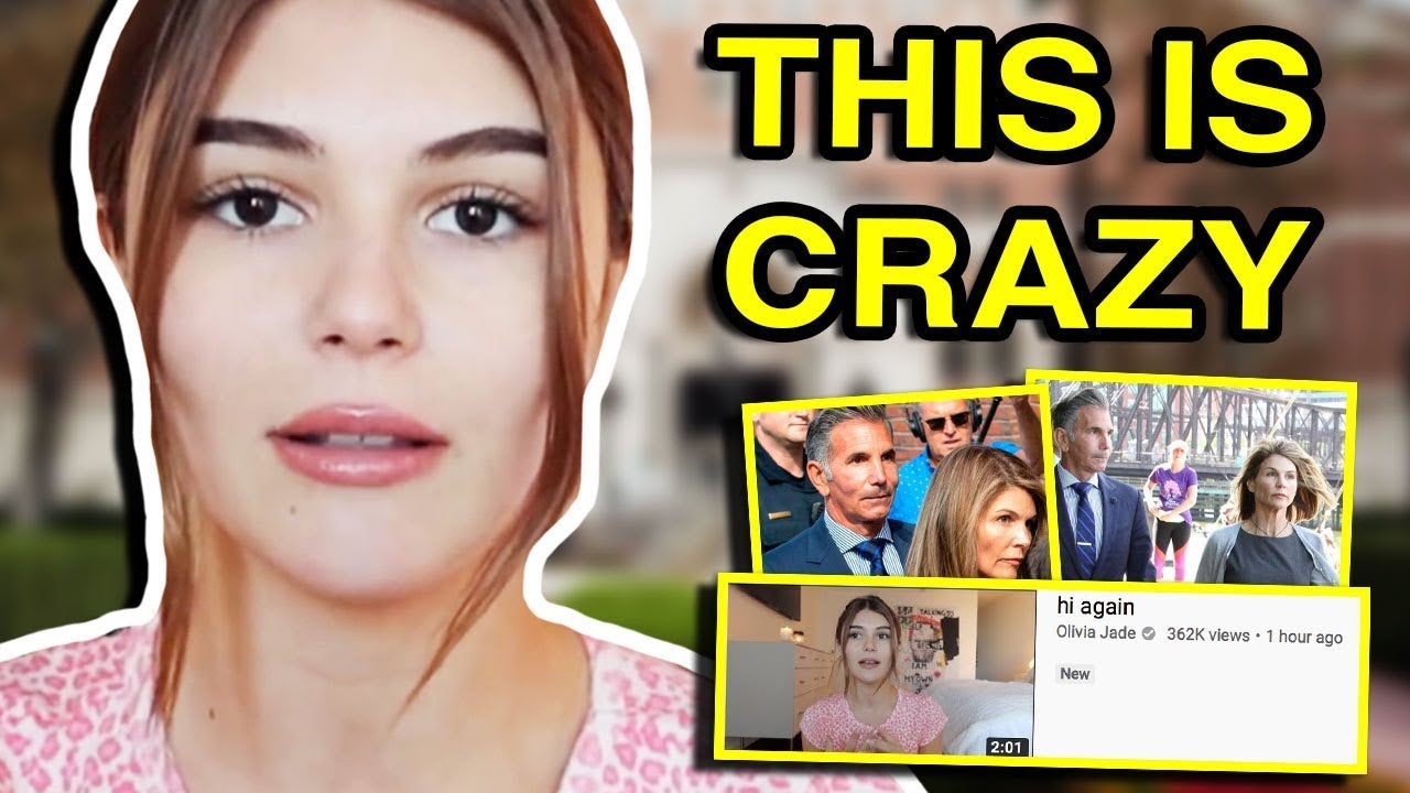 a few days away sold worldwide good OLIVIA JADE'S EMOTIONAL RETURN TO YOUTUBE (WEEKLY TEACAP)