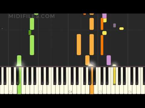"How to play ""Shake You Down"" by Gregory Abbott on your piano ?"