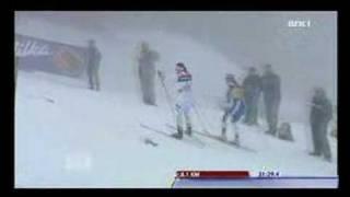 Tour de ski final 2008 (norska kommentatorer)