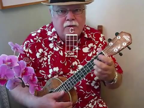 MELE KALIKIMAKA for the UKULELE - UKULELE LESSON / TUTORIAL by