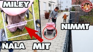 MILEY NIMMT NALA MIT - TSCHÜSS NALA 😢| daily VLOG TBATB