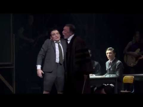 Clips from the 2015 Broadway revival of Spring Awakening