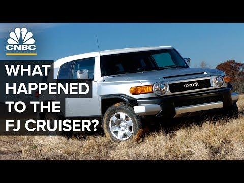 Why Toyota Killed The FJ Cruiser