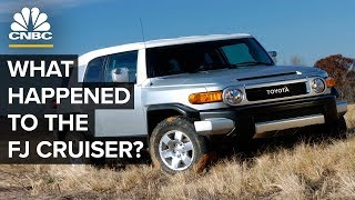 Why Toyota Killed The FJ Cruiser