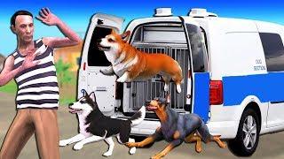 कुत्ते का ट्रक Dog Truck हिंदी कहानियां Hindi Kahaniya | Bedtime Moral Stories | Hindi Fairy Tales