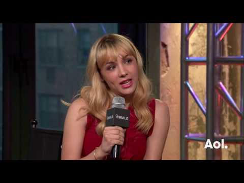 Hannah Marks Discusses Her ,