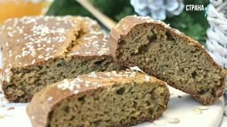 Диетический Овсяный Хлеб Без Пшеничной Муки