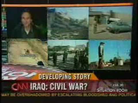 Michael Ware on Iraqi Civil War