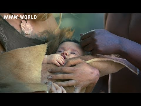 5. Encountering Neanderthals - OUT OF THE CRADLE [人類誕生CG] / NHK Documentary