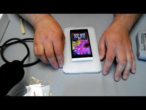 UMI X1Pro ремонт. Замена сенсора (тачскрина) на OGS экране.