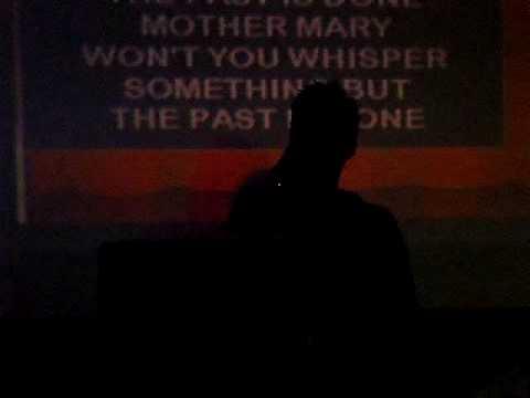 Sober by Tool (Karaoke Live)...Bullseye in Lee's Summit, MO