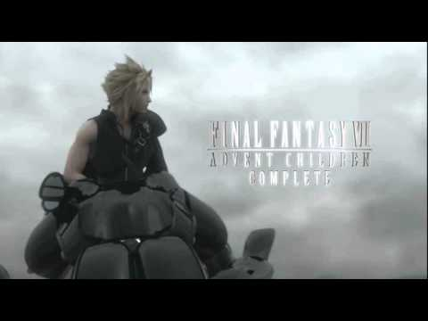 Just A Commentary Final Fantasy Vii Advent Children Complete