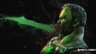 Mortal Kombat X All Fatalities Brutalities X Ray Intro Characters Compilation Gameplay HD 60 fps MKX