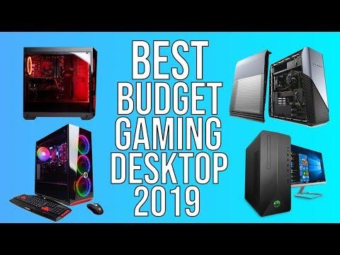 download BEST BUDGET GAMING DESKTOP PCs of 2019 - TOP 5 BEST AFFORDABLE PRE-BUILT GAMING DESKTOP 2019