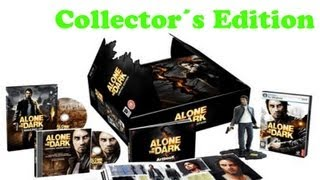 Alone in the Dark: Collector´s Edition(unboxing em PT-BR)