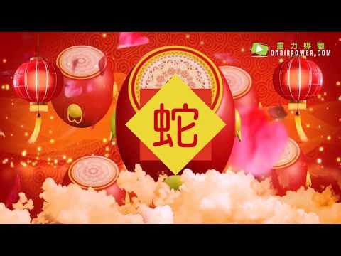 Ep07 : 2019年12生肖運程 - 蛇