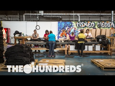 MIXED MEDIA PRODUCTIONS :: THE HUNDREDS