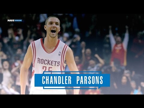 """""""Now Introducing"""" - Chandler Parsons - MOR"""