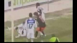 ディナモ・キエフ 1 - 1 バレンシア