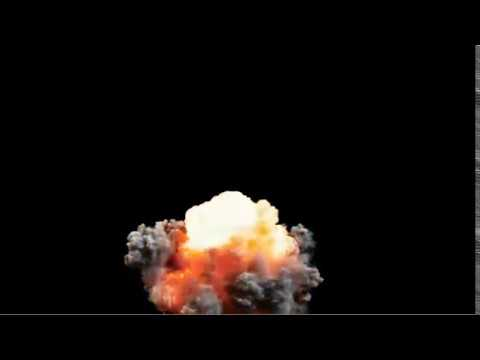 Digital Realism Showreel - Test Explosion