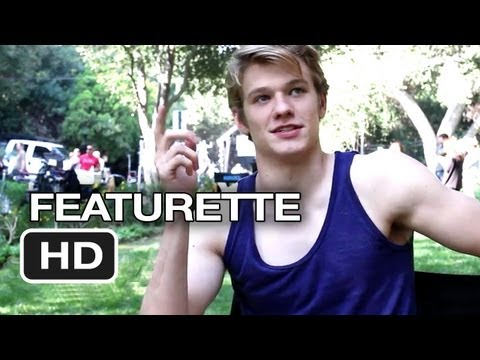 Crush Featurette 1 2013  Lucas Till Movie HD