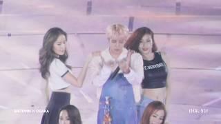 2016 SMTOWN in OSAKA - 좋아 SHE IS / JONGHYUN focus
