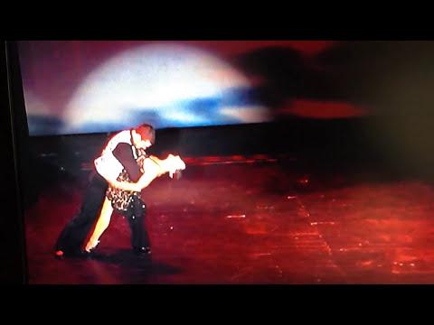 Linda Mejia & Ronny Dutra  Que Viyera Tango Nuevo