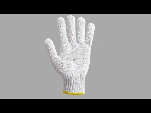 Кот из перчатки своими руками