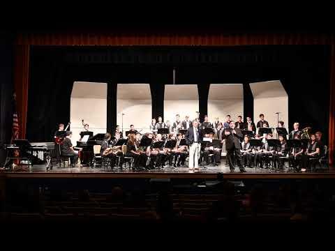 Briar Woods High School Jazz Band Performance - 2017