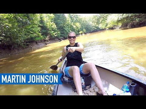 Canoeing the Hatchie River in TN with a Guide Service