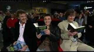 Top Gear: The Big Read Outtake