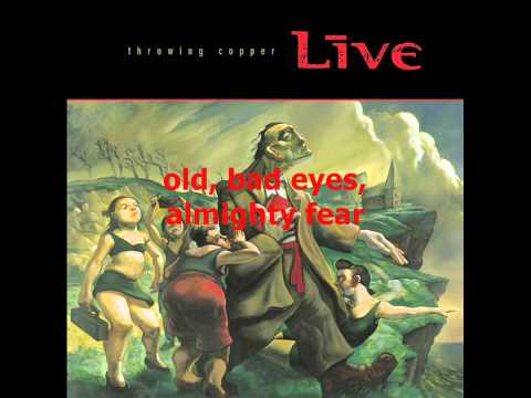 Pillar of Davidson by Live w/ lyrics HD